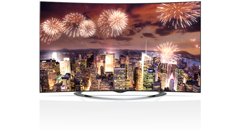 CURVED OLED ULTRA HD Smart+ TV mit 165 cm Bildschirmdiagonale